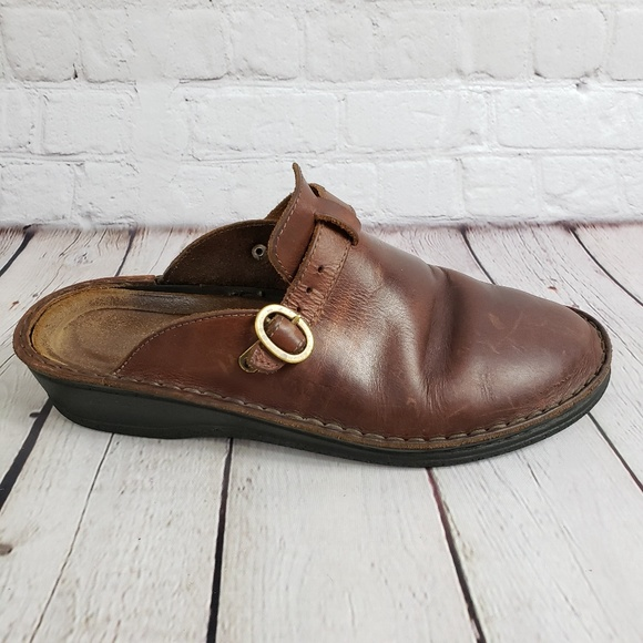 Naot Shoes | Leather Mules Womens 10